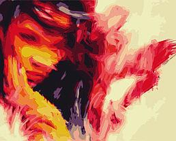 Картина по номерам После рассвета (Худ. Омар Делавер), 40x50 см., Домашнее искусство