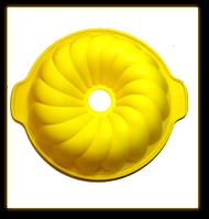 Форма силиконовая для выпечки Калач средний
