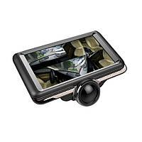 Видеорегистратор-зеркало  Noisy K8 360 c двумя камерами Черный