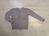 Кофта для девочек оптом,Nice Wear, 4-12 лет., арт. GJ-969, фото 3