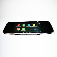 Видеорегистратор-зеркало Noisy DVR L1002С Full HD с камерой заднего вида (673779729)