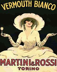 Картина по номерам Martini, 40x50 см., Домашнее искусство