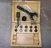 Комплект цанг ER16 / 1-10мм + патрон конус Морзе MK1, фото 1