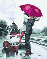 Картина по номерам После разлуки (Худ. Ричард Макнейл), 40x50 см., Домашнее искусство