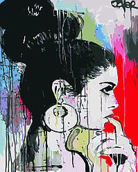 Картина по номерам Планеты (Худ. Луи Джовер), 40x50 см., Домашнее искусство