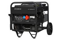 Бензиновый генератор HYUNDAI HY12000LE-3 9.0-10.0 кВт