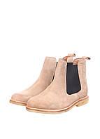 (Уценка) Ботинки мужские Blackstone цвет песочный размер 42 арт (УЦ)OM51