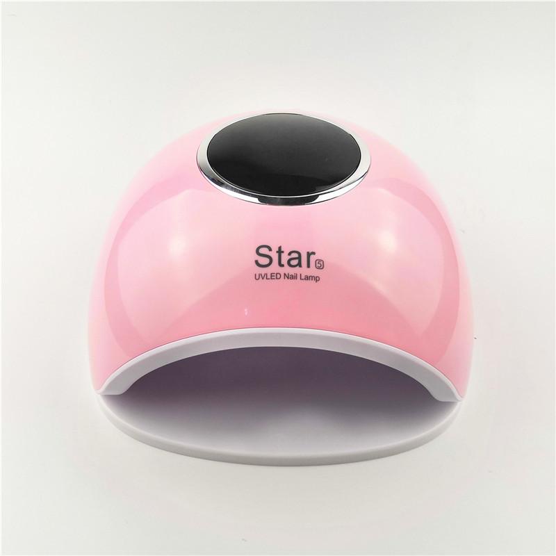 Лампа для маникюра STAR 5 72W