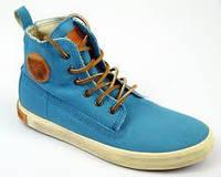 (Уценка) Кеды мужские Blackstone цвет голубой размер 40 арт (УЦ)FL86