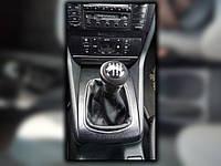 Чехол ручки кпп Audi 100 A6 C4 (кожзам)