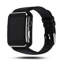 Умные часы Smart Noisy Watch X6 английский язык Черные (hub_hJPj00022)