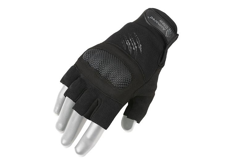 Тактичні рукавиці Armored Claw Shield Cut Black Size XS