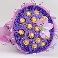 Букет из Ferrero Rocher / подарок девушке / сладкий подарок / на 8 марта / 14 февраля / сладкий набор