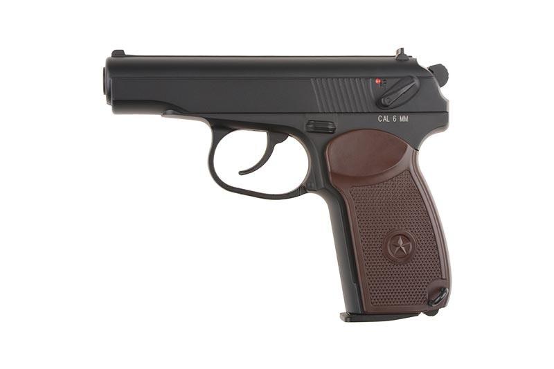 Пістолет KWC ПМ Metal CO2