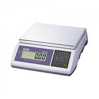 Весы для простого взвешивания CAS серии SW-20D (два индикатора)