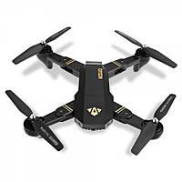 Квадрокоптер Visuo Siluroid XS809HW WI-FI Camera Black (18k)