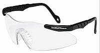 Очки широкие защитные медицинские тактические Smith&Wesson Mini-Magnum 3G Safety Glasses Clear Lens Прозрачные