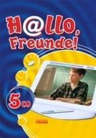 Hallo, Freunde! Підручник німецької мови. 5 (1). (за новою Програмою. Друга іноземна мова)