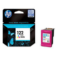Картридж HP №122 (CH562HE), Color, DeskJet 2050, 100 стр / 2 мл