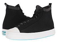 Кроссовки/Кеды (Оригинал) Native Shoes Jefferson 2.0 High Jiffy Black/Shell White, фото 1