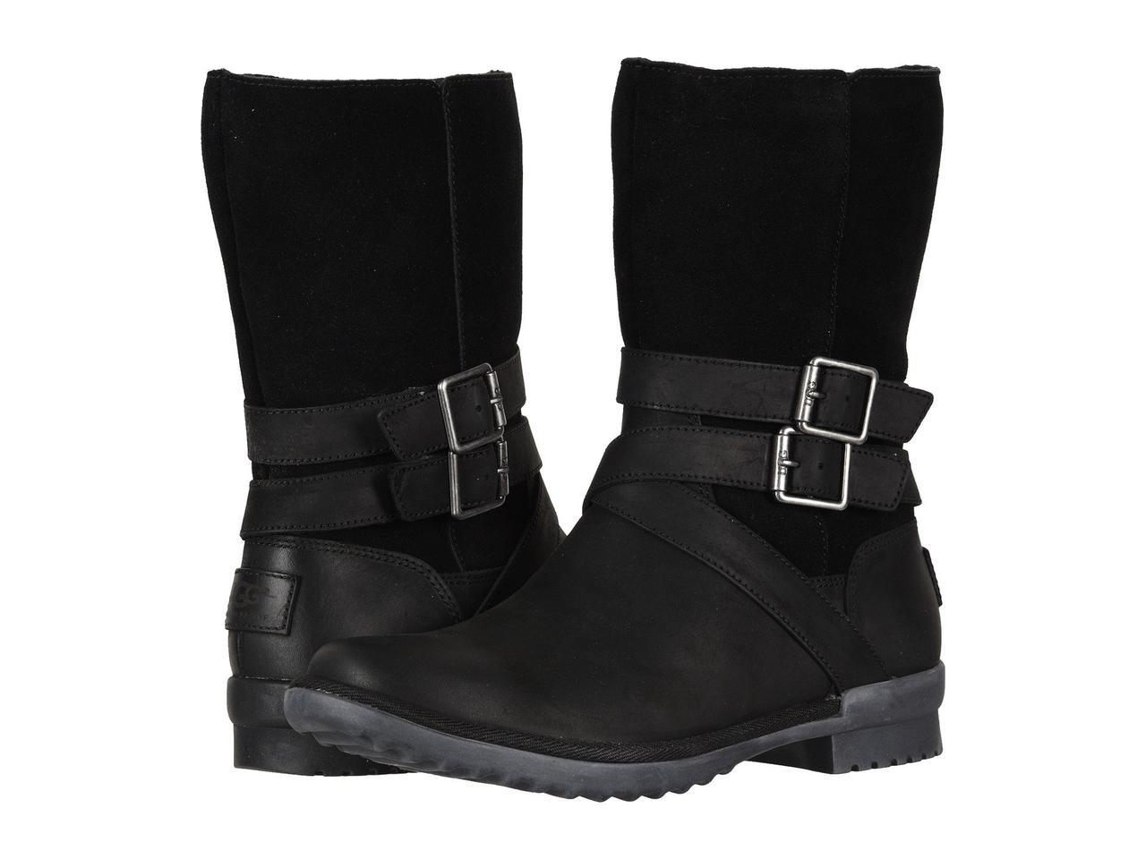Ботинки/Сапоги (Оригинал) UGG Lorna Boot Black