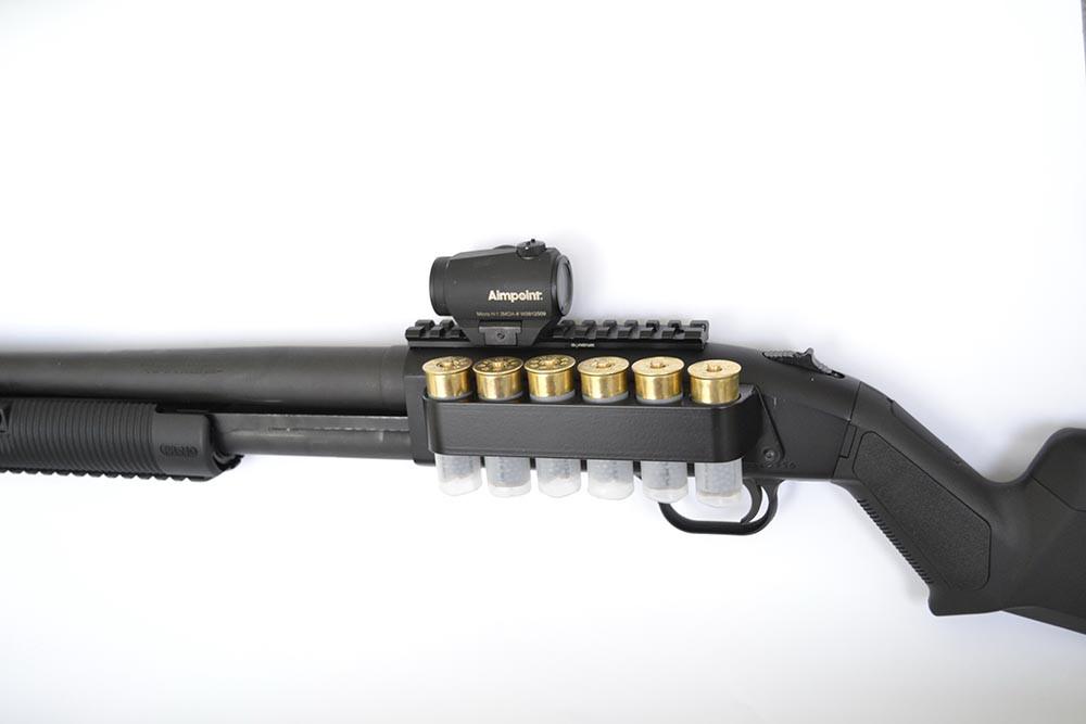 Держатель на 6 патронов Mossberg 500/590