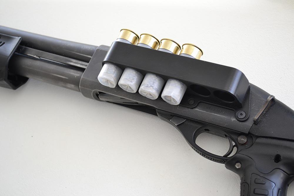 Держатель на 6 патронов Remington 870
