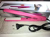 Утюжок для волос FASHION F-678 (плойка, выпрямитель)