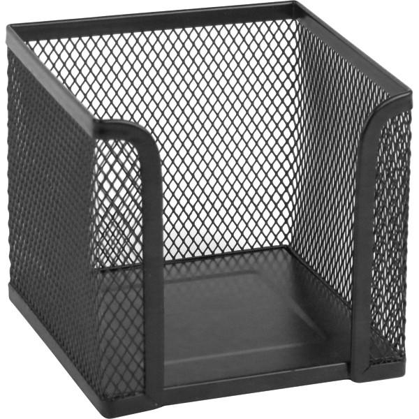 Куб для бумаги Axent 100х100x100мм, метталлический, 2112