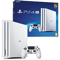 Sony PlayStation 4 Pro (PS4 Pro) 1TB Limited Edition White