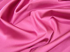 Ткань атлас розовый, фото 3