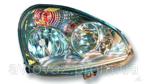 Фара ВАЗ 2170, 2171, 2172 Приора левая Оригинал Automotive Lighting