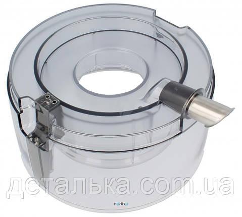 Коллектор для сока для соковыжималки кухонного комбайна Philips HR7778, фото 2