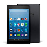 Amazon Fire HD 8 Tablet, 8 дюймов HD, Wi-Fi, 16 GB Black Ref планшет для тех, кому наплевать на яблочные понты