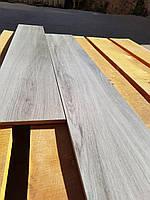 Высший сорт Плитка для пола под дерево Ohio GR 161х985мм Керамогранит напольный под ламинат Кафель для пола