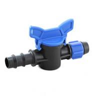 Кран MAVI стартовый с поджимом для создания систем капельного поливадля для трубки 16 мм (9108)