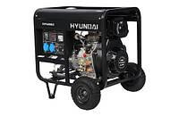 Дизельный генератор HYUNDAI DHY6000LE 5.0-5.5 кВт