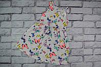 Платье, фирма H&M, размер 110-116 (на 4-6 лет)