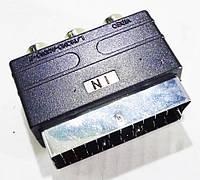 Переходник SCART- 3 RCA IN, фото 1