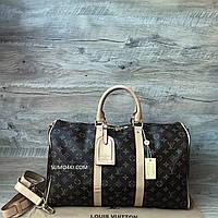 Стильная дорожная - спортивная сумка Louis Vuitton