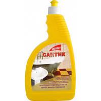 Засіб для чистки кахлю, фаянсу і санвиробів Сантик, запаска (750мл.)