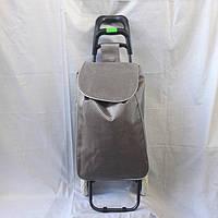Хозяйственная сумка тачка на колесах, фото 1