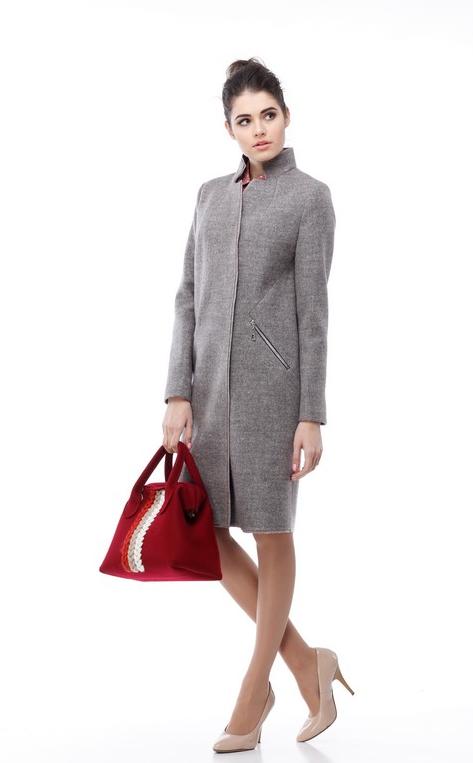 8aec0dce767 Женское демисезонное пальто Мадлен