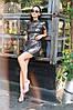 Нарядное платье из пайетки с подкладкой, открытая спина / 2 цвета арт 6405-524, фото 3