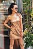 Нарядное платье из пайетки с подкладкой, открытая спина / 2 цвета арт 6405-524, фото 4