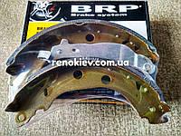 Тормозные колодки задние барабанные Renault Kangoo Kubistar 228x42 (BRS1828)