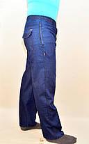 Брюки мужские под джинс - большие размеры, фото 3