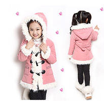 Пальто для девочек демисезонное 9210