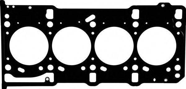 Прокладка головки блоку Opel Combo 1.3 Z13DT 0.92 mm MLS, фото 2