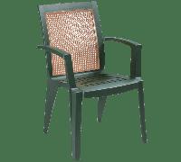 Кресло Papatya Сапфир зеленый, фото 1